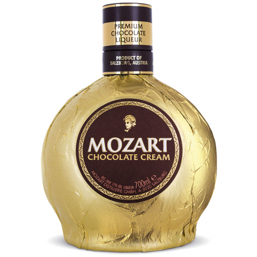 Лікер Mozart Chocolate Cream 0,7л