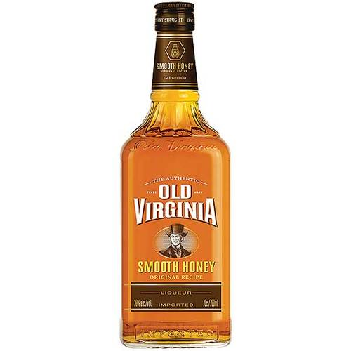 Лікер Old Virginia Smooth Honey 30% 0,75л