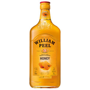 Лікер ТМ William Pell Honey Франція 0,7л