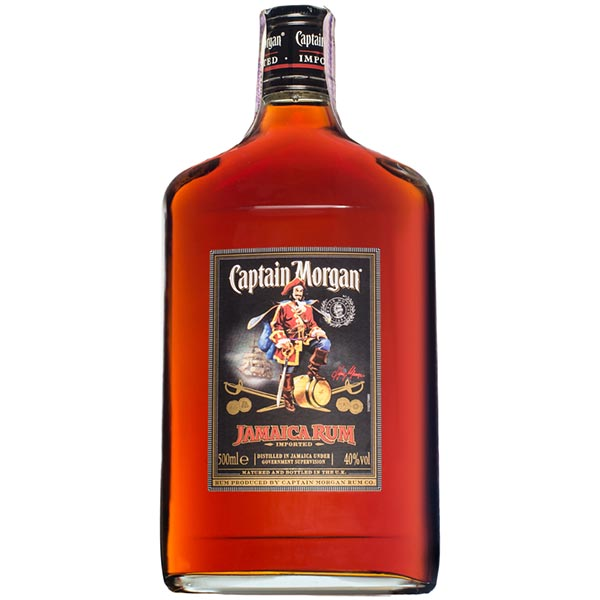 Ром Captain Morgan Jamaica 40% 0,5л