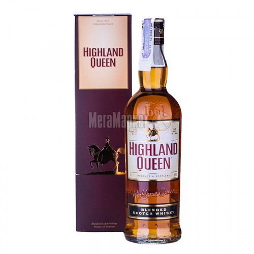Віскі Highland Queen 40% 0,7л