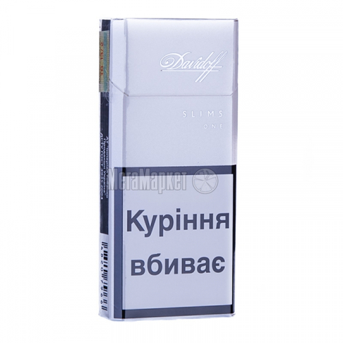 Сигарети Davidoff Slims One